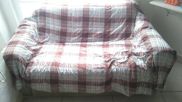 Vendo sofá de 3 lugares