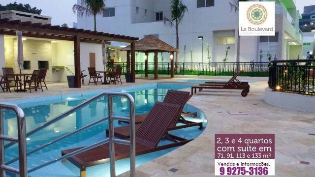 Le Boulevard 71M² 02 Qtos No Dom Pedro Acabamento de Luxo