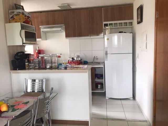 Transfiro,vendo, alugo ou troco lindo Apartamento no Vila Jardim Lírio, 2qts com modulados
