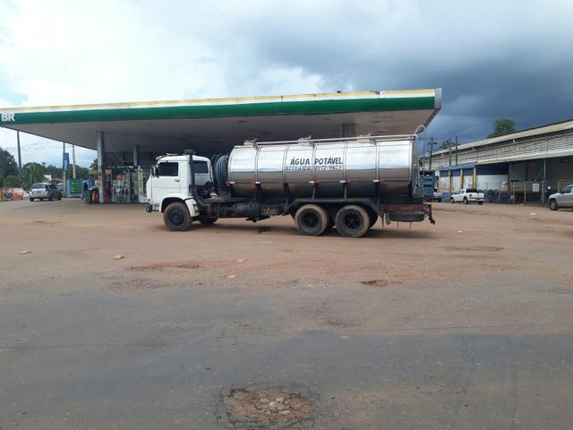 Caminhão pipa/ água potável so ligar