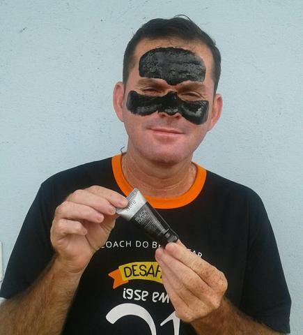 Máscara negra i9life
