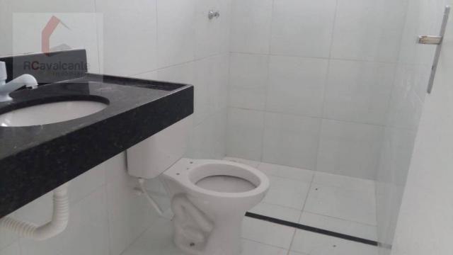 Casa Eusébio 03 quartos amplo terreno - Foto 20