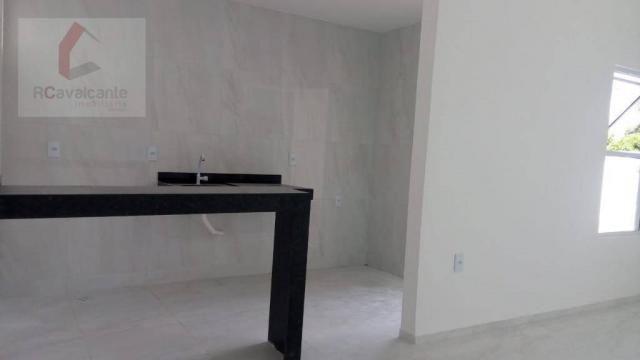 Casa Eusébio 03 quartos amplo terreno - Foto 16