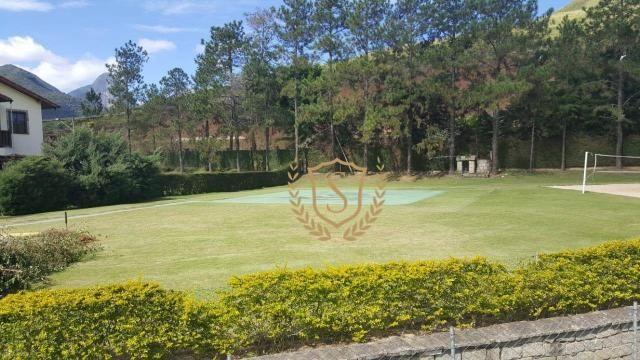 Terreno à venda, 541 m² por r$ 190.000 - vargem grande - teresópolis/rj - Foto 11