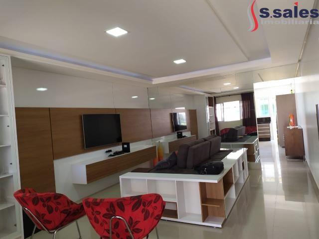 S.sales imobiliária oferece para venda linda casa na rua 03 em vicente pires - Foto 10