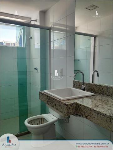 Apartamento com 3 dormitórios à venda, 121 m² por r$ 800.000,00 - aldeota - fortaleza/ce - Foto 10