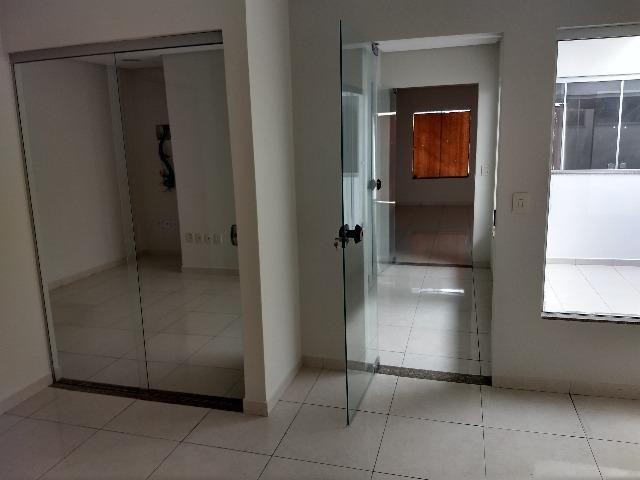 Alugo imóvel térreo no Centro com 4 salas, recepção, 2 Wc's, copa e depósito - Foto 5