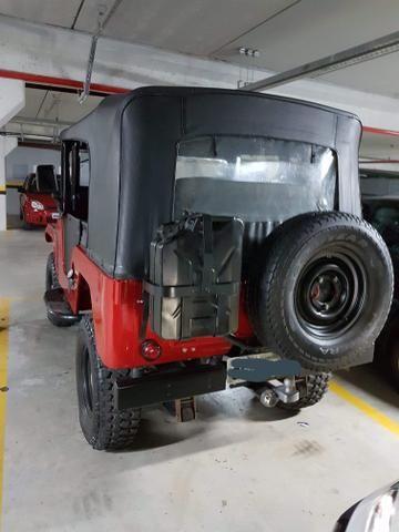 Jeep CJ5 excelente estado conservação - Foto 3