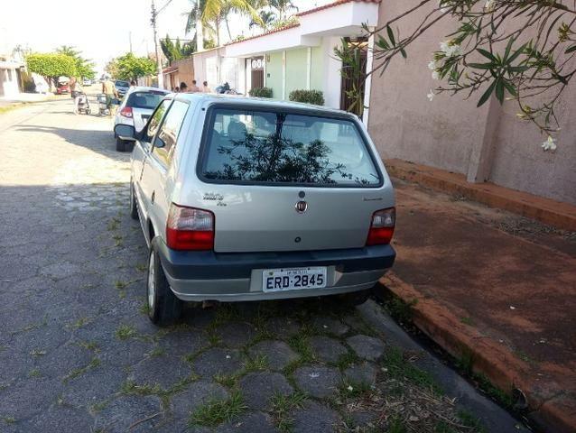 Fiat Uno Mille Economy 2011 2 - Portas - Barato! - Foto 4