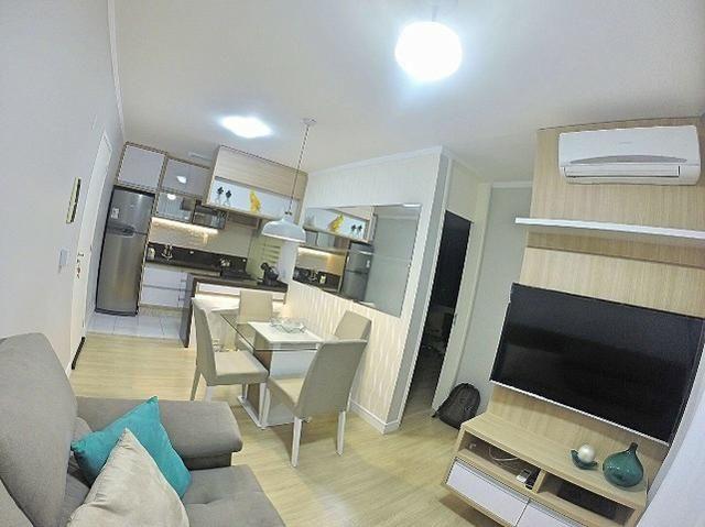 Condomínio Pago Todo Planejado Apartamento Próximo AV. Três Barras - Foto 5