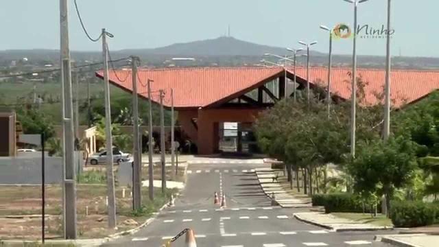 Vende-se lote em condomínio residencial Ninho - Mossoró RN