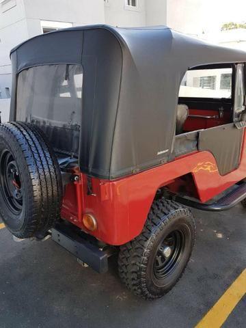 Jeep CJ5 excelente estado conservação - Foto 6