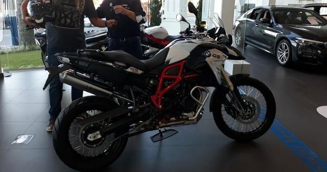 Moto BMW Gs 800 - Foto 2