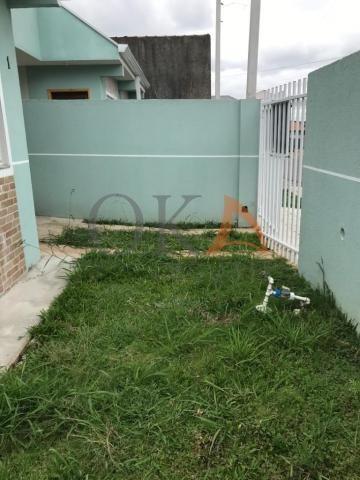 Casa de esquina 01 dormitório com preparação para ático em curitiba é na oka imóveis - Foto 14