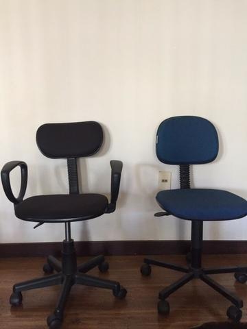 Cadeiras para esctritorio - Foto 3