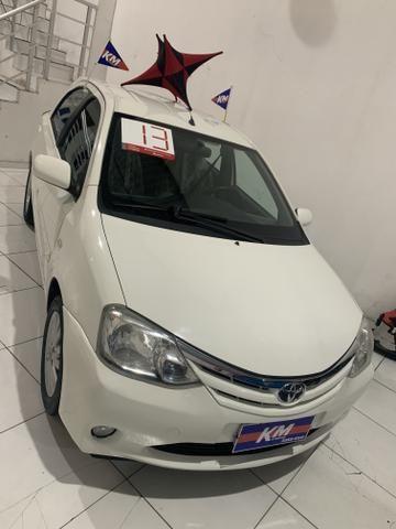 Toyota Etios XLS 1.5 ano 2013 é na KM Automóveis Belém - Foto 4