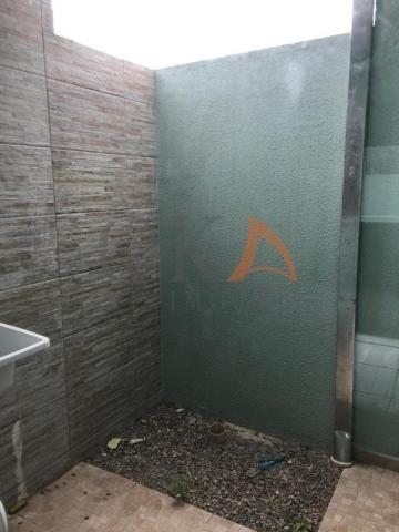 Casa de esquina 01 dormitório com preparação para ático em curitiba é na oka imóveis - Foto 13
