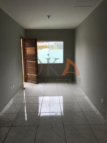 Casa de esquina 01 dormitório com preparação para ático em curitiba é na oka imóveis - Foto 5