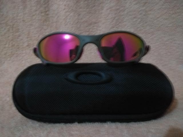 6885744ce560f Óculos Oakley Double X Pink polarizado - Bijouterias