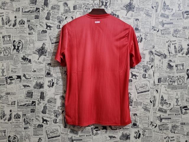 Camisa Real Third Vermelha - Foto 6