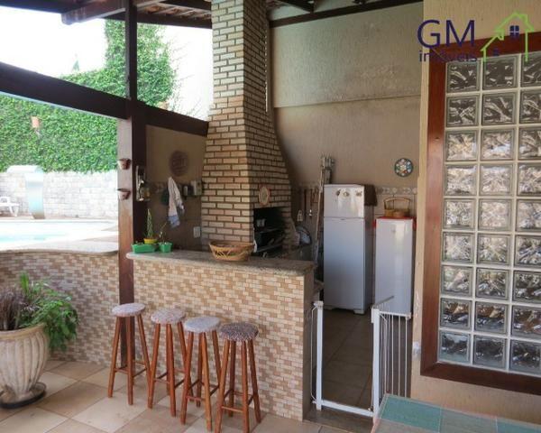 Casa a venda Condomínio Jardim América / 05 Quartos / Setor Habitacional Contagem / Sobrad - Foto 17