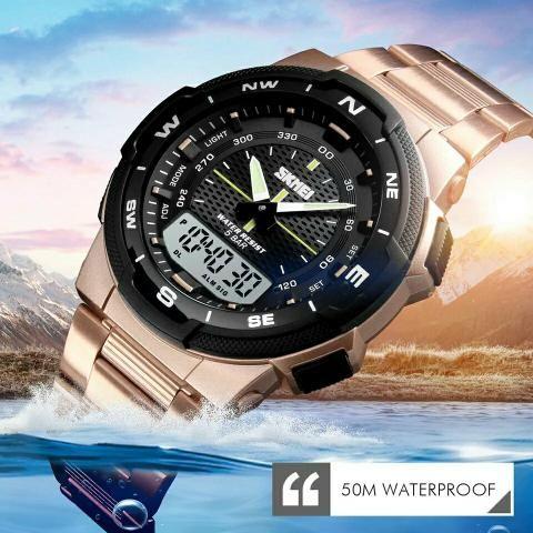 4d78fcc75 Relógio masculino Skmei Original super barato! - Bijouterias ...