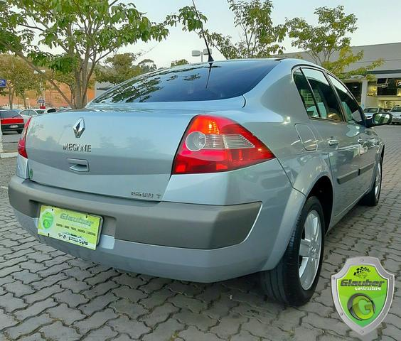 Renault MEGANE SEDAN DYNAMIQUE 2.0 Automático 4P 2007 BARATO !!!Abaixo da FIPE !!! - Foto 6