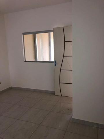 Casa com fino acabamento garagem coberta até 100% financiada pelo Minha Casa Minha Vida - Foto 2