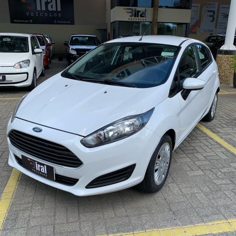 Ford fiesta 2015/2016 1.5 s hatch 16v flex 4p manual