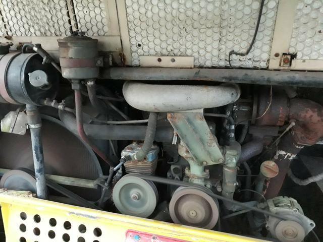 Motor mercedes benz completo 0 355 la funcionando