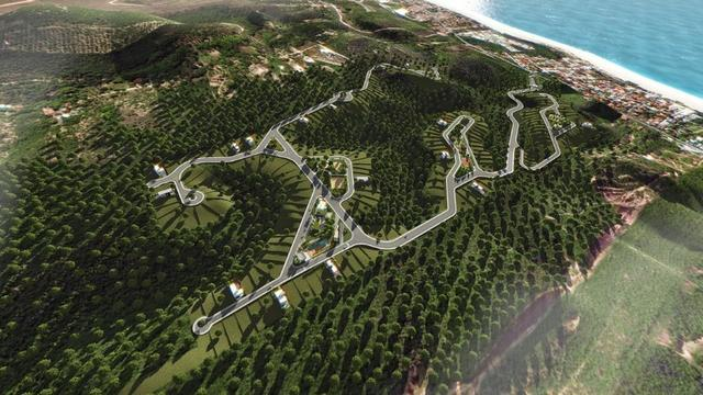 Lotes de 640 m² em condomínio fechado com área de lazer, Green Park, 640 m², 300 mil cada!