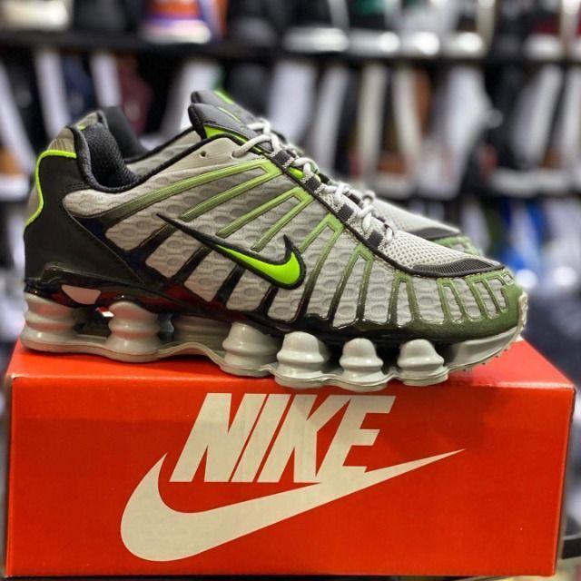 Tenis Nike Shox 12 Molas(importado) - Foto 3