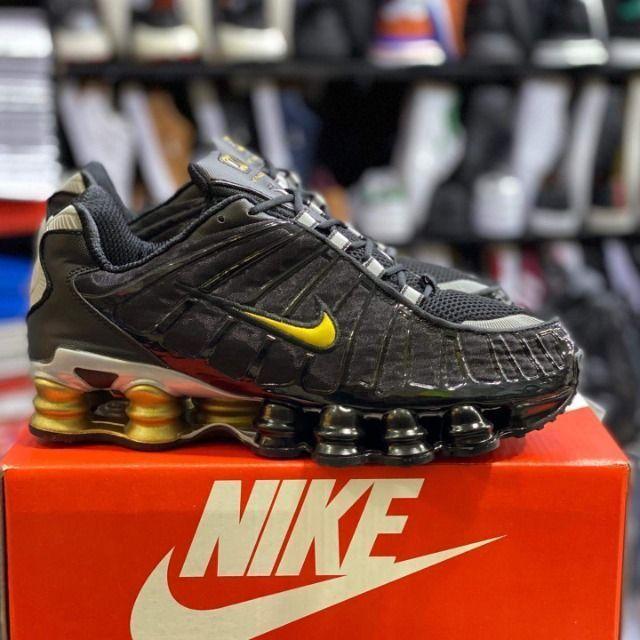 Tenis Nike Shox 12 Molas(importado) - Foto 6