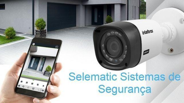 Alarme, Cerca Elétrica, Câmeras de segurança, interfone, Portão eletrônico etc - Foto 3