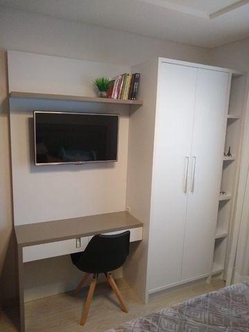 Apartamento mobiliado - Pouso Redondo-SC - Foto 3