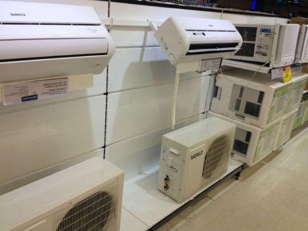 Manutenção de ar condicionados