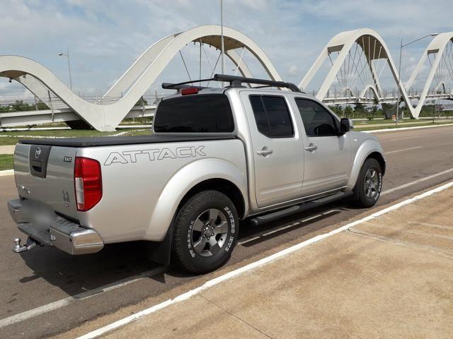 Frontier Attack 4x4 Automática Turbo Diesel Completa