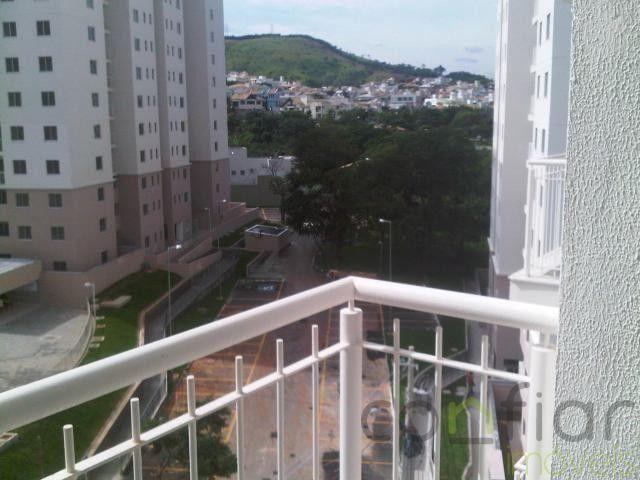 Apartamento à venda com 3 dormitórios em Jardim paquetá, Belo horizonte cod:126 - Foto 3