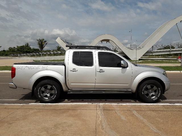 Frontier Attack 4x4 Automática Turbo Diesel Completa - Foto 2