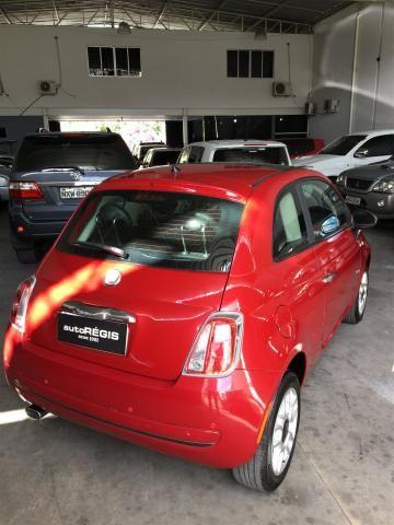 500 2012/2012 1.4 CULT 8V FLEX 2P AUTOMATIZADO - Foto 5