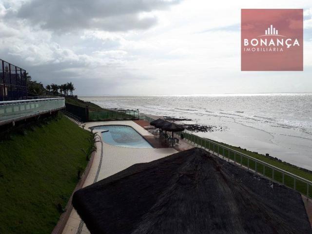 Ed. Flor do Vale, Alto Padrão, vista mar, Ponta do Farol, São Luis, Ma - Foto 13