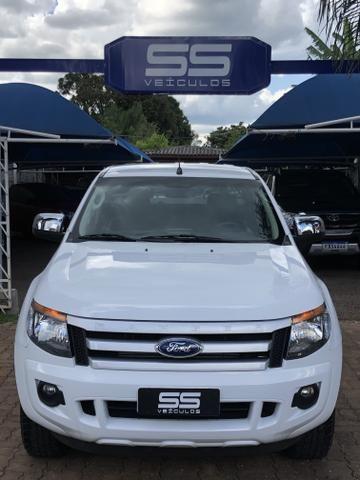 Ranger Xls 2.2 Diesel 4x4 2015 VENDIDA - Foto 8