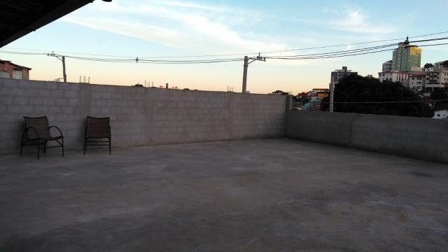 Casa à venda com 2 dormitórios em Salgado filho, Belo horizonte cod:7296