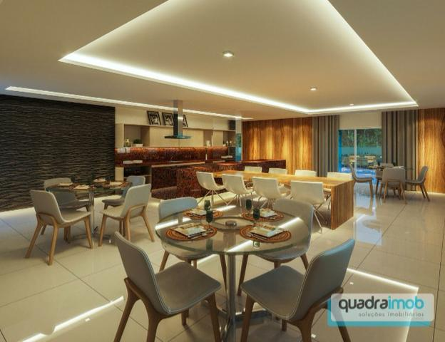 Apartamento 03 Quartos Canto c/ Suíte - 02 Vagas - Melhor Custo x Benefício - Águas Claras - Foto 3