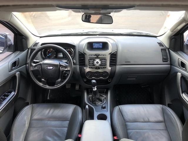 Ranger Xls 2.2 Diesel 4x4 2015 VENDIDA - Foto 12