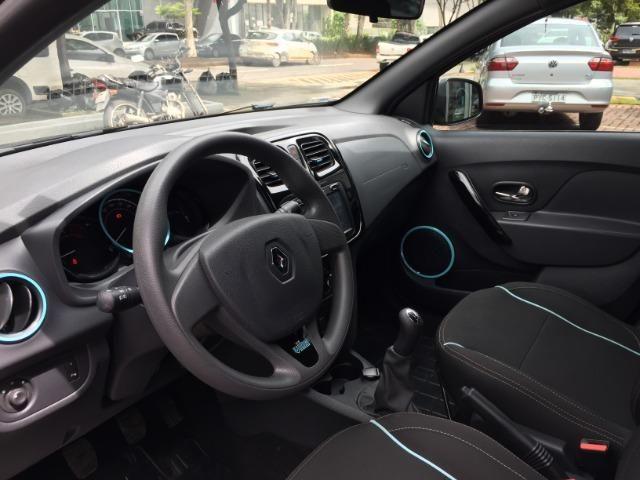 Renault Sandero Vive 1.0 Mecânico - Foto 9