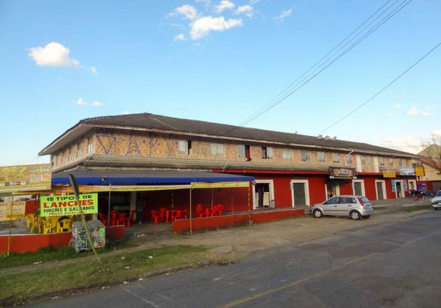 Prédio Comercial /Residencial no Bairro Alto, Com Unidades Alugadas, Rendendo! [5666.005]