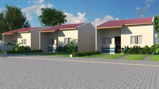 Casas com 02 quartos, financiamento com a caixa - Parcelas a partir de 399! ligue agora - Foto 9