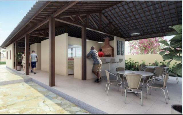 CB-Beira mar flat 1qts WC sala varanda R$ 199.000,00 - Foto 5
