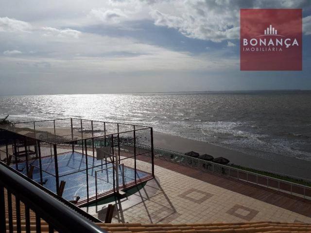 Ed. Flor do Vale, Alto Padrão, vista mar, Ponta do Farol, São Luis, Ma - Foto 7